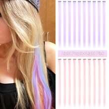 Женские Длинные прямые синтетические волосы с ониксом радужной