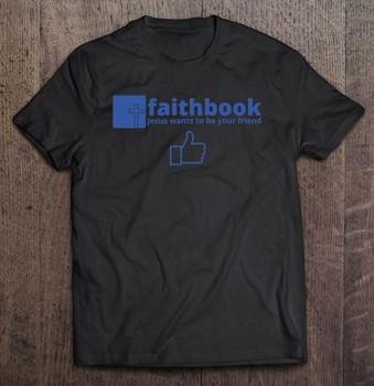 Faithbook T Shirt t-shirty Oversize T Shirt Oversize głębokie myśli T-Shirt dla par t-shirty dla mężczyzn odzież estetyczna T Shirt tanie i dobre opinie Daily SHORT CN (pochodzenie) COTTON summer Na co dzień Z okrągłym kołnierzykiem tops Z KRÓTKIM RĘKAWEM Sukno Drukuj