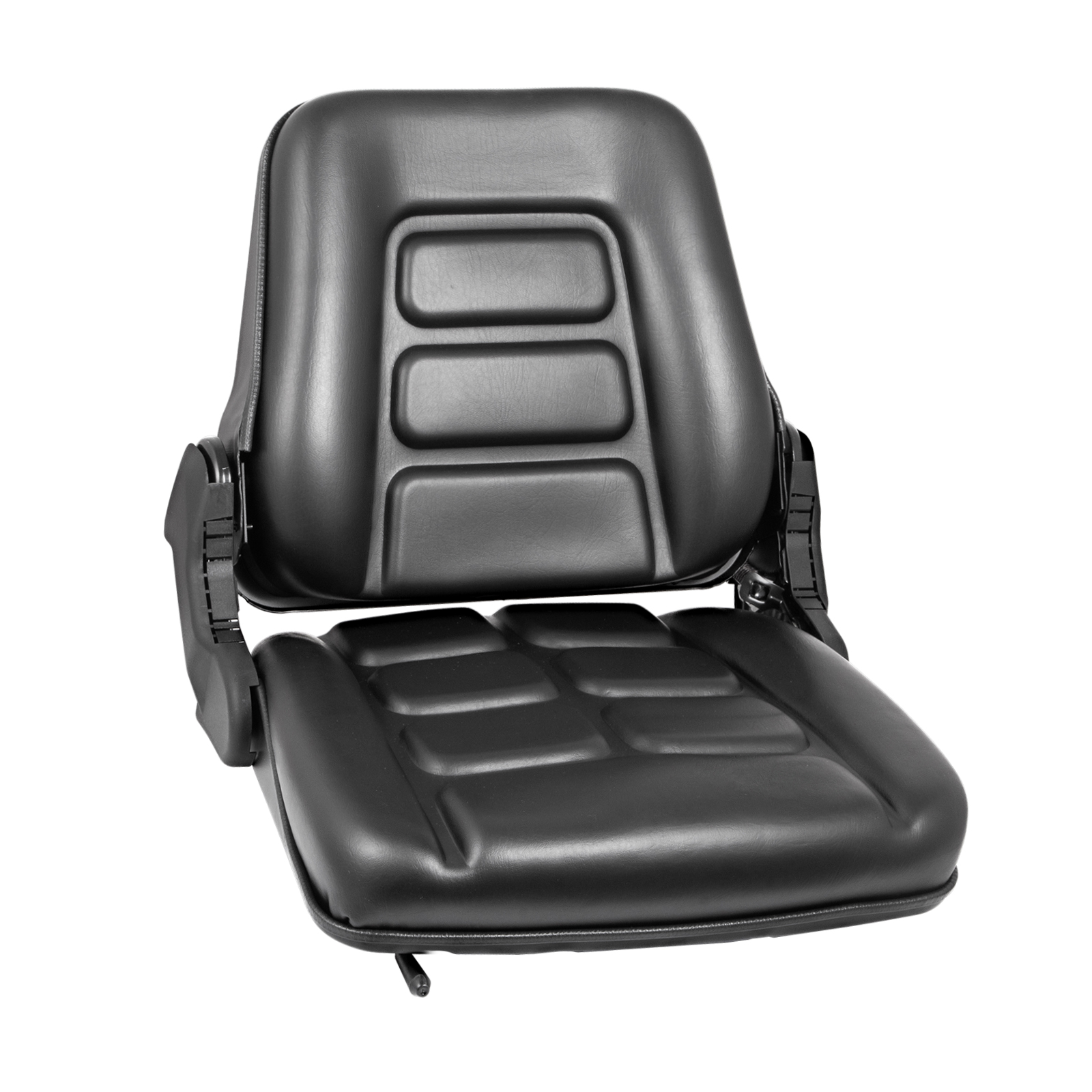 VEVOR Universal Replacement Seat Waterproof High Quality PVC for Heavy Mechanical Seat Forklift Dozer Mower Tractor Excavator