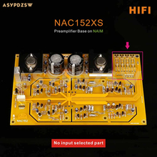 HIFI NAC152XS מגביר בסיס על NAIM עם לתקן אספקת חשמל PCB/DIY ערכת/סיים לוח
