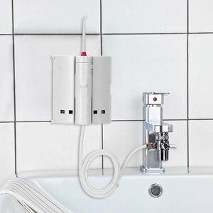 Image 1 - 10 dicas torneira irrigador oral água portátil dental flosser boca de lavagem água picareta jato irrigador dental para a limpeza dos dentes