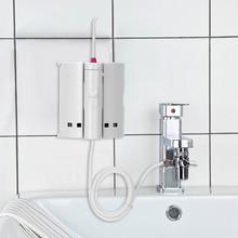 10 ヒント蛇口口腔洗浄器ポータブル水歯科フロッサマウスウォッシュウォーターピックジェット歯科洗浄器歯のクリーニング