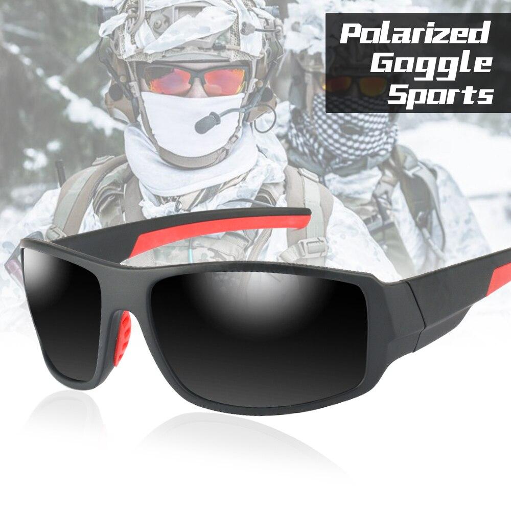 POLARSNOW 2020 Polarized Goggle Sunglasses Men Oculos Masculino Male Eyewear Accessories Sun Glasses UV400 Top Quality Gafas