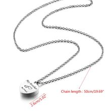 Pet Cremation Urns Necklace Stainless Steel Dog Ash Memorial Container Pendant