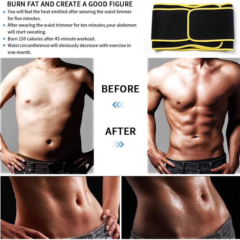 Tummy Control Waist Trainer Corset Belt
