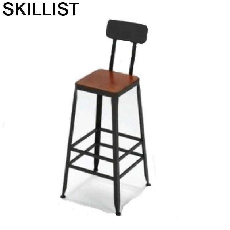 Moderno Barstool Stoel Stoelen Comptoir Sedia Sgabello Silla Para Barra Stool Modern Tabouret De Moderne Cadeira Bar Chair
