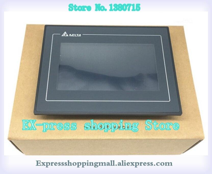 DOP-107BV DOP-107CV DOP-107EV 7 Inch TFT LCD Screen New Original Delta HMI