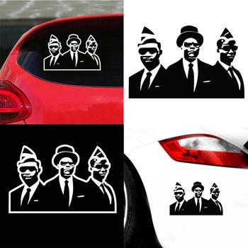 Cool Africa Black Men Car Vehicle Door Body Window Decals Warning Sticker Decor Car Vehicle Door Body Window Decals Warning Stic image