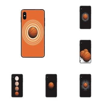 Баскетбольный мяч пятиконечная форма звезды для Galaxy Note 4 8 9 10 20 Plus Pro J6 J600 J7 J730 J8 J810 M30s M80s 2017 2018