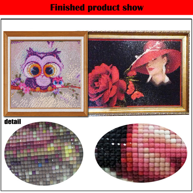 5D Diy full Square Round Diamond Painting Alice in Wonderland picture Diamond Embroidery Cross Stitch Mosaic