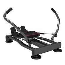 Домашний фитнес полный движения гребная машина Rower w/350 lb емкость веса и ЖК-монитор