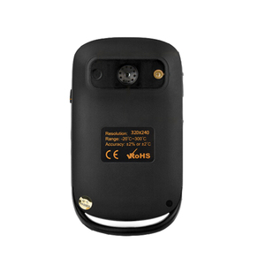 Image 2 - Detector de imágenes infrarrojas térmicas para cámara de HT A2 2020 Pantalla TFT herramientas de medición de medidor de temperatura 100 240V 640*480 HT A1
