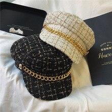 Sieviešu militārās cepures