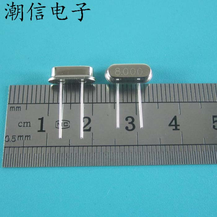 10cps 49 s кристалл 8,000 MHz пассивные кристаллы 8 m
