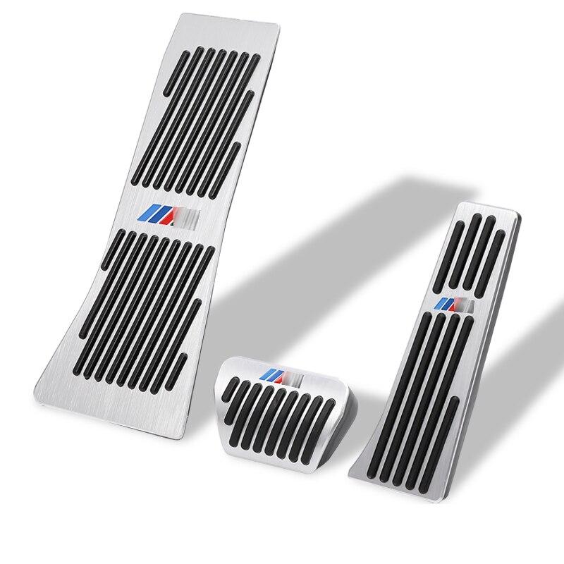 Bmw 가속 페달 브레이크 페달 인테리어 수정 bmw 08-14 년 x5/x6