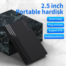 Blueendless HDD Case SATA to USB 3.1/3.0/2.0 10Gbps 2.5inch Portable SATA External HDD Enclosure Type C 3.1 External HDD Case