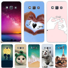 FOR Case Samsung Galaxy A3 2015 A300 A300F Cover Silicon Ulta Thin Bag For Phone Cases