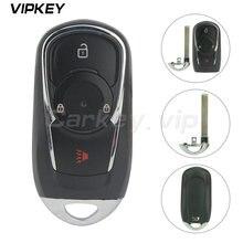 Чехол для смарт ключей remotekey hyq4ea 3 кнопки с функцией
