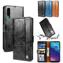 For ZTE Blade 20 Smart Blade A5 A7 2020 Case Vantage PU Leather + TPU Wallet Shockproof Cover For ZTE A5 A7 2019 Case Card Slots for zte blade a6 a6 lite cover ultra thin soft tpu silicone for zte blade a6 case girl patterned for zte blade a6 lite shell bag
