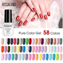 Rosalind Gel Polish Spider Hybrid Vernis Gel Nagellak Set Manicure Top Base Alle Voor Nagels Uv Semi Permanente Cuticle primer(China)