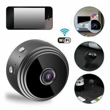 цена на Mini Camera A9 HD 1080P Sensor Night Vision Camcorder Motion DVR Micro Camera Sport DV Video Small Camera Home Security P2P Cam