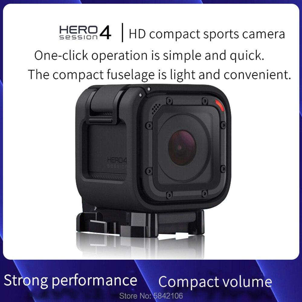 100% Original GoPro Hero 4 Session étanche HD Action caméra caméscope caméra partie