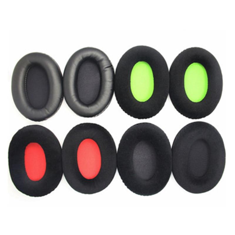 Ear Pads For Kingston KHX-HSCP HyperX Cloud II 2 HSCD Headphones Replacement Foam Earmuffs Ear Cushion Accessories 23 SepO8