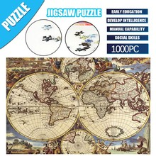 Adults jigsaw Puzzles 1000 Piece Paper Large Puzzle
