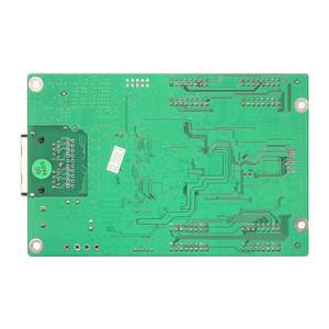 Image 3 - Huidu R5018 HD R5018 Huidu reklama wyświetlacz led HD R5018 RGB otrzymaniu karty 8xHub75E pracy portu z HD C15C C35C HD T901