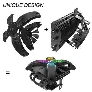 Image 5 - Радиатор darkFlash для ЦП, 120 Вт, 120 мм, 4 контакта