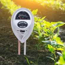 3 в 1 измеритель влажности воды ph Измеритель кислотности почвы