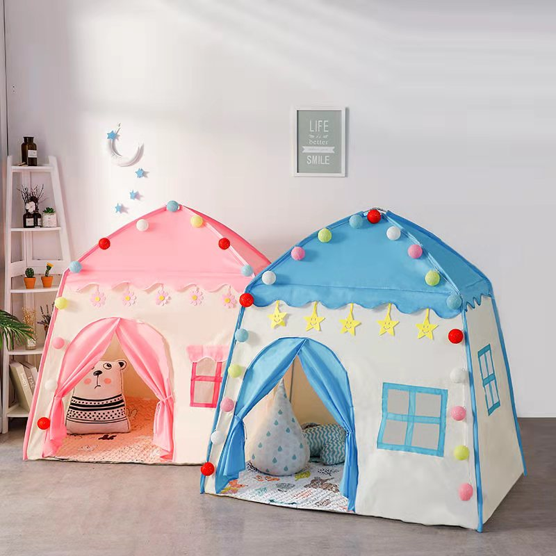 Children's playroom Kids Playhouse Wigwam Children's Tent For Kids Game House Indoor Outdoor Children's Play House