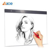 A3(40x33.5cm) LED Light Pad for diamond painting Artcraft Tracing Light Box Copy Board Digital Tablets Painting Drawing Tablet