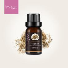 IMIEUX 10ml Vetiver Pure Essential Oils for Purifying Air Ar