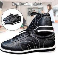 Новые мужские кроссовки дышащие туфли для боулинга s Мужская Спортивная обувь туфли для боулинга поставки