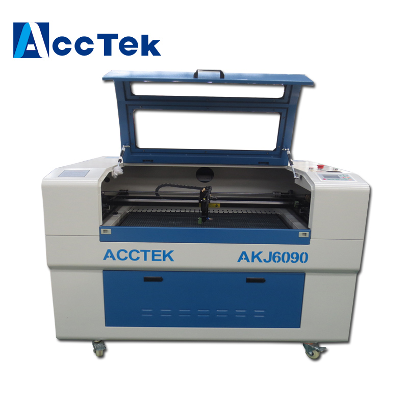 AccTek Factory Directly 6090 Laser Engraving Machine 90w Laser Cutting Machine CNC For Wood With CE FAD