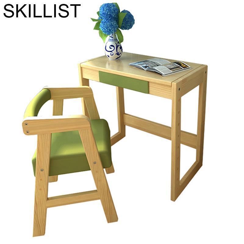 Estudiar Tisch Pupitre Tavolino Bambini Set Tableau Infantil Children Estudar Wood Enfant Mesa Escritorio Desk Study Kids Table