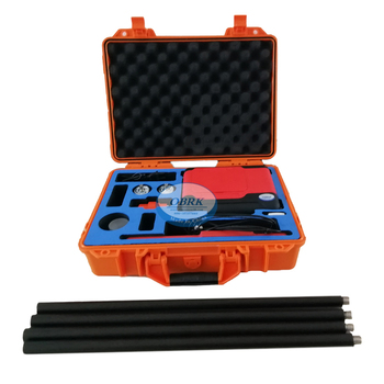 Concrete Crack Integrated Detector Digital  Crevice Depth and Width Detector Width/Depth Tester  Ultrasonic Pulse Velocity