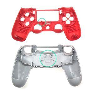 Image 2 - JCD per Sony Dualshock 4 PS4 JDM 001/ 010 / 011 Gamepad Controller trasparente anteriore posteriore custodia custodia Cover e pulsanti Mod Kit