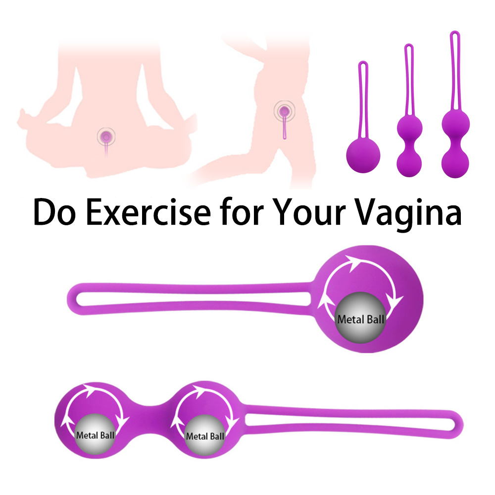 Tighten Ben Wa Vagina Muscle Trainer Kegel Ball Egg Intimate Sex Toys For Woman Chinese Vaginal Balls Products For Adults Women