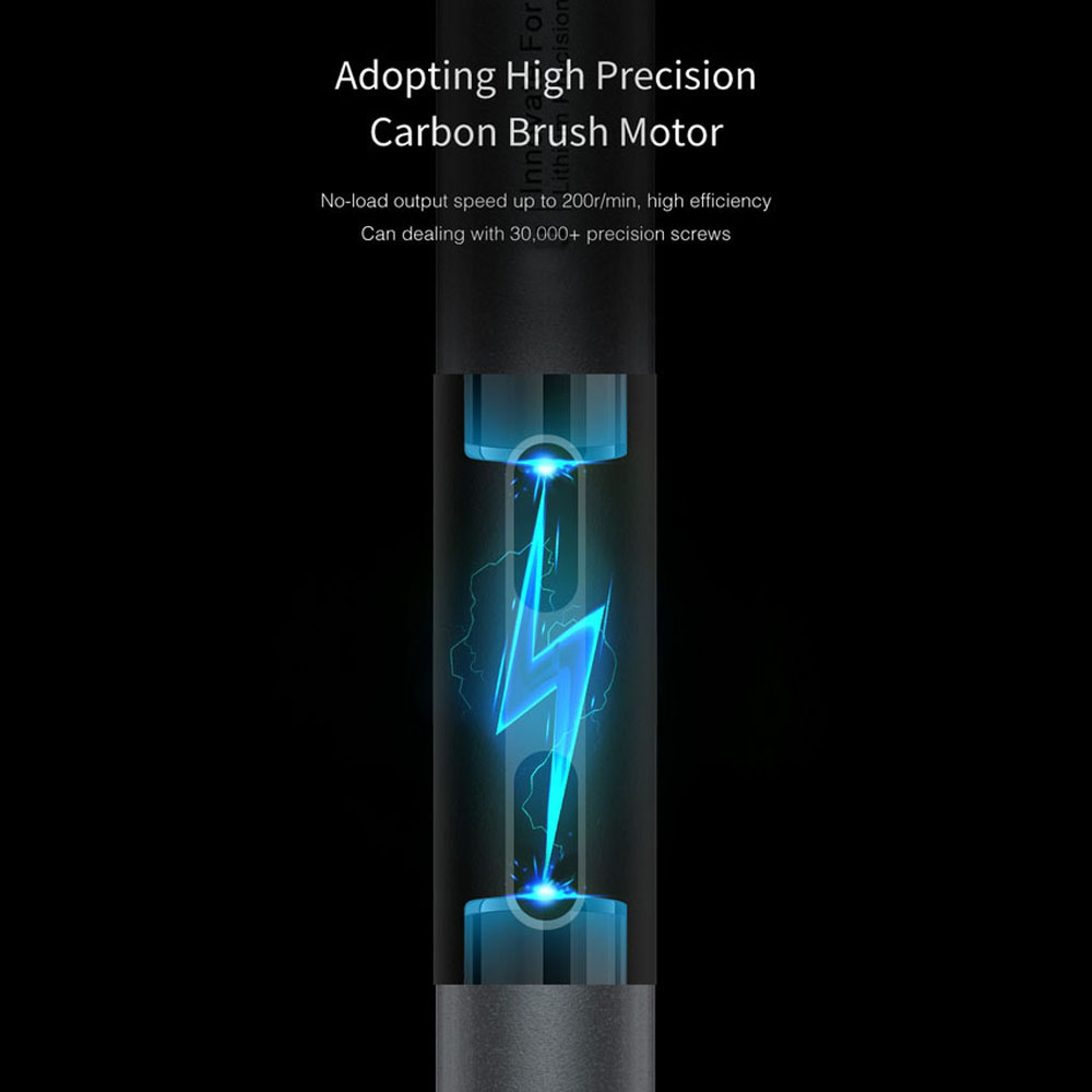 H47e9c13a73f14285aaf7719368bd5387e - Electric Screwdriver  3-speed Screwdrivers Pen 24pcs Precision Bits Set Cordless Magnetic Screw Driver Phone Device Repair