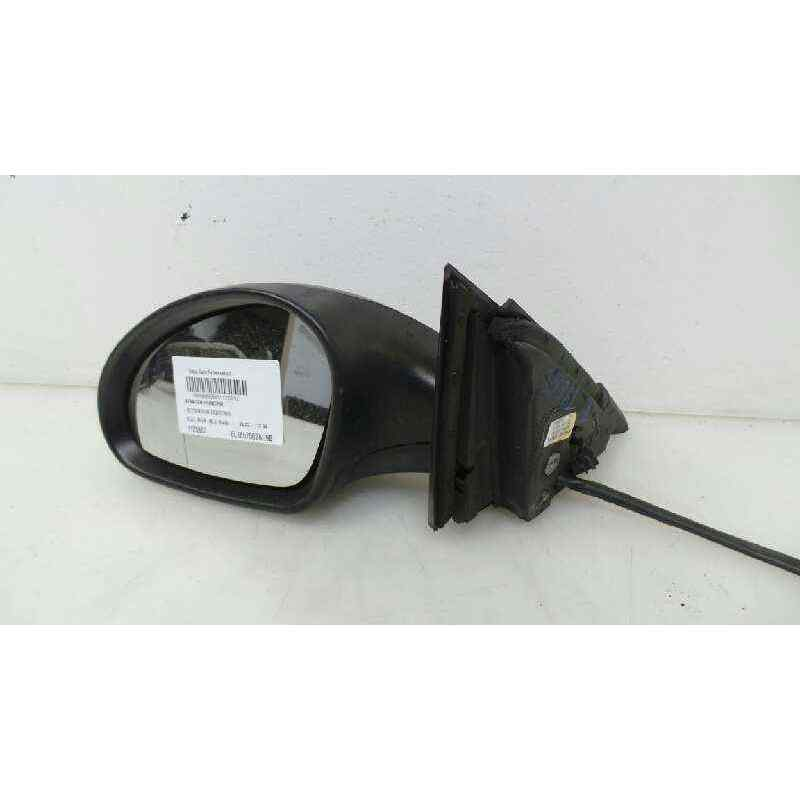 6L1857507AD9B9 LEFT REARVIEW MIRROR SEAT IBIZA (6L1)|Rearview Mirror Cover| |  - title=