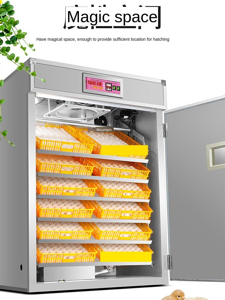 Intelligent Incubator Automatic Small Household Incubator Chicken Duck Hatching Machine Constant Temperature Incubator