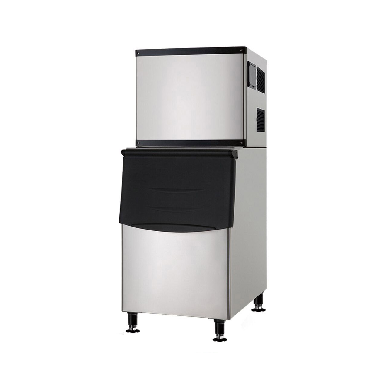 227kg/day Sk-500p High Quality Best Price Automatic Cube Ice Making Machine For Juicer Bar Cold Drinks