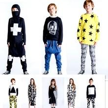 Kids hoodies sweatshirts girls clothing dresses kids clothing sets family matching clothes christmas costume skull hoodies