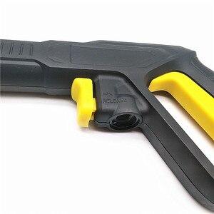 Image 3 - HNYRI czyszczący pistolet ciśnieniowy myjnia samochodowa lanca dysza Jet pistolet na wodę Turbo Lance obrotowy Adapter porady dla Karcher K2 K3 K4 K5 K6 K7