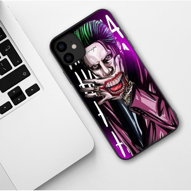 Heroes and Villains Exclusive Phone Cases for IPhone (19 Designs) 8