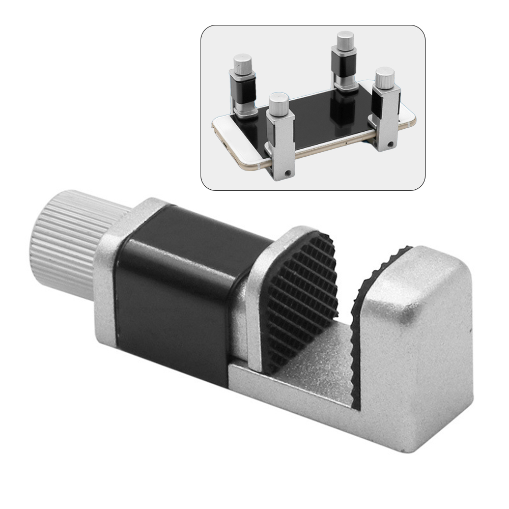 8PCS/Set Adjustable Metal Clip Fixture Clamp Phone Repair Tool LCD Display Screen Fastening Clamp Clip For IPhone/IPad/Tablet