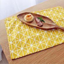 1 шт 40x60 см классические салфетки для стола полотенца столовой