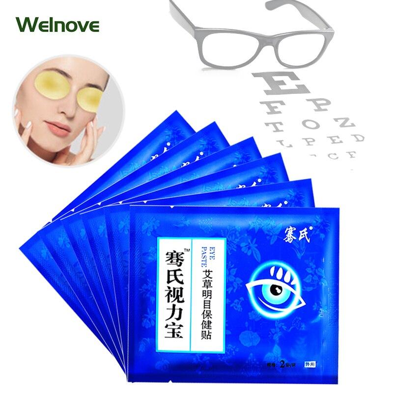 10 штук в наборе, 5 Сумки усталому виду глаз заплата сброса для устранить дискомфорт для сухой усталость пощипывание глаз близорукости амбли...